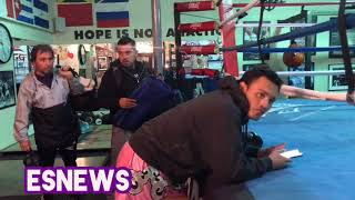 Julio Cesar Chavez Jr Reaction To Canelo DAZN Deal