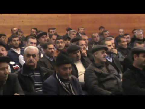 Xasay Fərzullanın Boradigahda seçicilərlə görüşü. 17.10.2015. Musavat Partiyası
