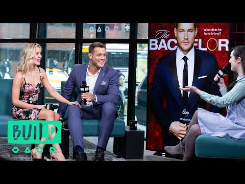 Colton Underwood & Cassie Randolph Chat About Their Season On  The Bachelor