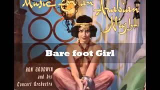 Ron Goodwin - Bare foot Girl(Music For An Arabian Nights)