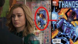 CONFIRMED Captain Marvel TIME TRAVEL In Avengers: Endgame