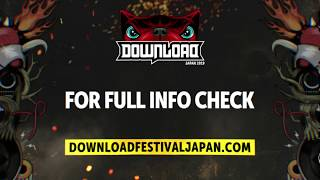 Download Festival Japan 2019 First Line-Up thumbnail