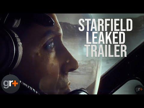 Starfield Leaked Trailer Reveal E3 2021
