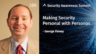 Making Security Personal with Personas