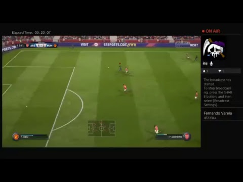 King chins first game play of fifa