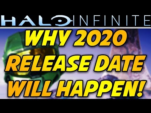 Halo Infinite Release Date 2020 and Here's Why! Halo TV Show, New Xbox Consoles and More! thumbnail