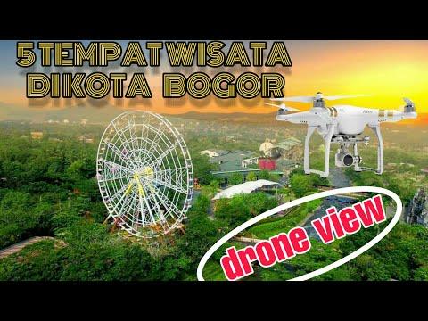 5-tempat-wisata-di-kota-bogor---drone-view