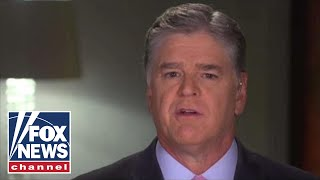 Hannity: Secret impeachment coup cannot stand
