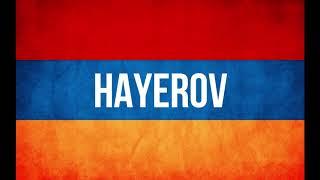 HRAG - HAYEROV / Instrumental / Минус