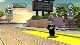 Monopoly Streets Gameplay 2 of 2