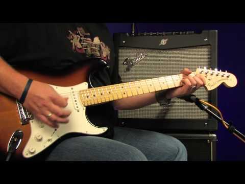 Fender Mustang II video review demo Guitarist Magazine HD
