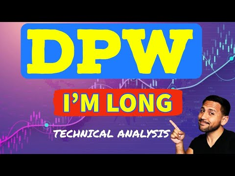 Top Penny Stocks to Buy Now!?   DPW Ault Global Holdings Inc Stock Chart Technical Analysis!