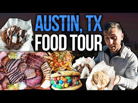 Austin Texas FOOD TOUR INSANE CHEAT DAY