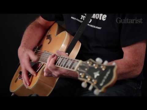 Jim Mullen: legendary jazz guitar player talks and plays