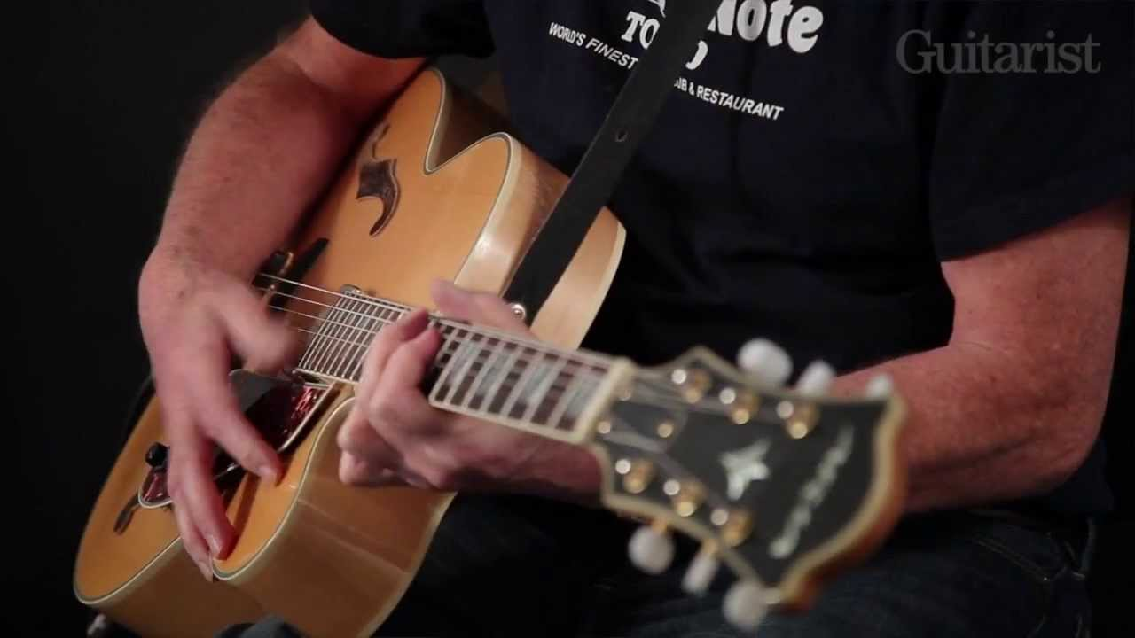 Download Jim Mullen: legendary jazz guitar player talks and plays
