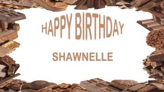 Shawnelle   Birthday Postcards & Postales