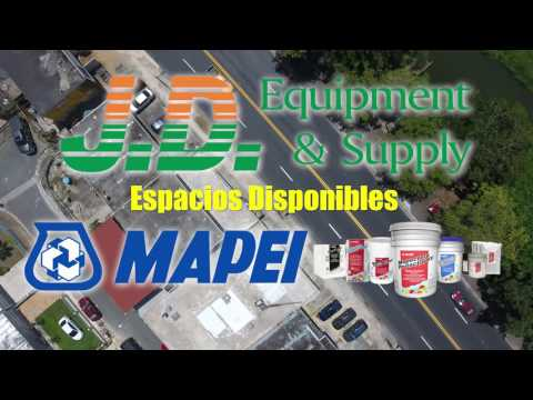 JD Equipment and Supply Unannounced Project | MAPEI