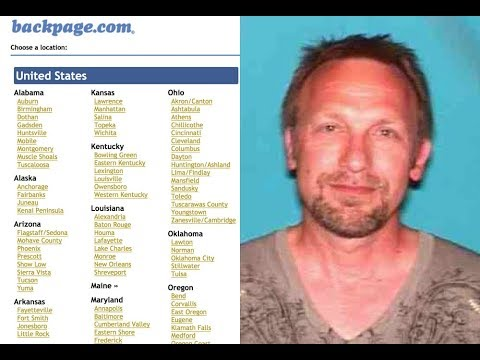 Ceo Of Backpage Com Arrested For Pimping
