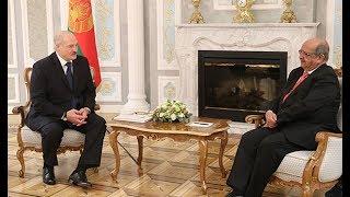 Беларусь рассчитывает на восстановление уровня отношений с Алжиром
