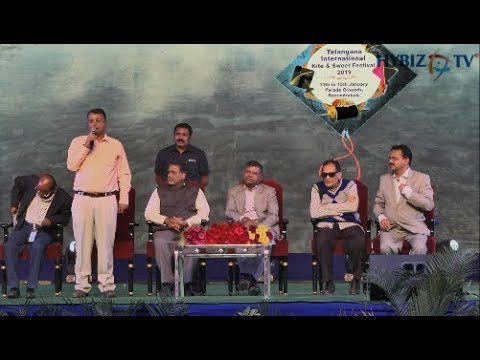 LIVE | International Kite & Sweet Festival Closing Ceremony