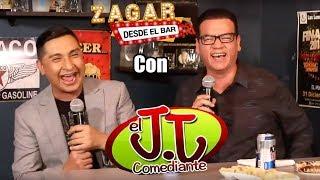 Zagar desde el Bar con JJ El Comediante