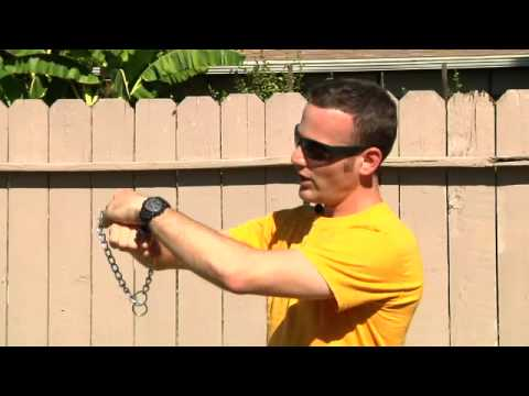 Choke Chain Dog Training