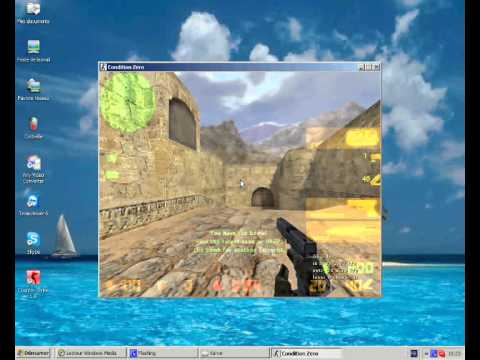 Counter-Strike 1.6 undetected hack (2012)