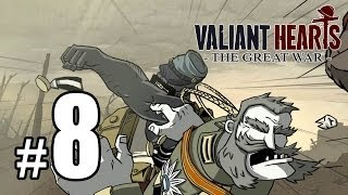 Valiant Hearts: The Great War Walkthrough PART 8 (PS4) [1080p] Lets Play Gameplay TRUE-HD QUALITY