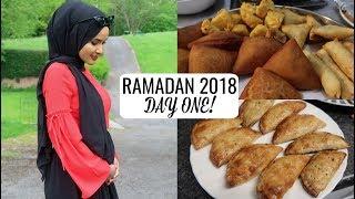 I'M PREGNANT!!| Ramadan 2018 #Day1| Zeinah Nur