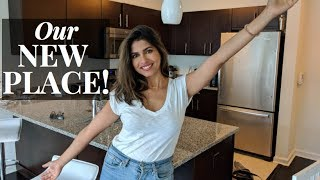 Moving Vlog! + (Close to) NYC Apartment Tour - The BEFORE!