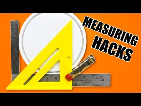 5 fast Measuring Hacks – Woodworking guidelines