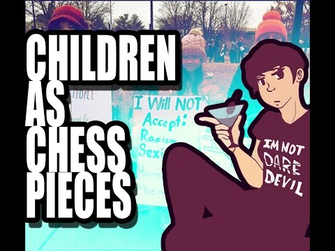 Children as Chess Pieces: How the Left Manipulates Children