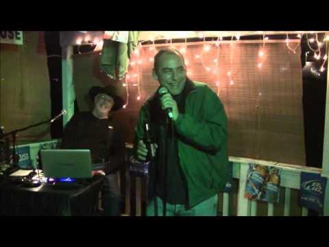 Steve - Cross Track - Karaoke - December 14, 2012