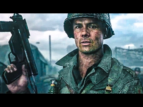 Thumbnail: CALL OF DUTY: WWII Reveal Trailer (2017) World War 2