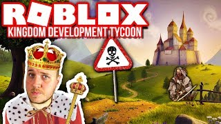 BUILD MY OWN KINGDOM 👑:: Kingdom Development Tycoon-Danish Roblox