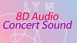 [Concert Sound] BTS - IDOL (Feat . Nicki Minaj)  「8D AUDIO」USE HEADPHONES