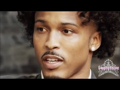 "August Alsina reveals ""I have a life-threatening disease"" (SAD Story)"