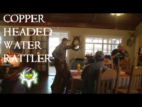 HILARIOUS Snake Prank, The Copper Headed Water Rattler | Bone Collector Exclusive