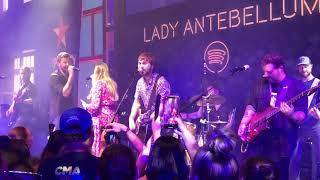 Lady Antebellum - Need You Now [Nashville, TN]