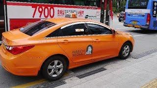영화처럼 택시를 타고 앞에 차 좀 따라가주세요! 라고 하면 어떻게 될까?
