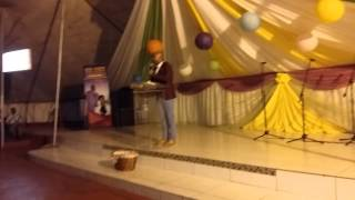 Pastor. Sandile Sthole-@His Own Tembisa