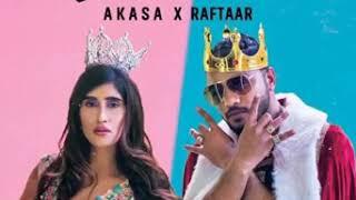 Gambar cover #raftaar #akasa #naiyyo     Naiyyo full song