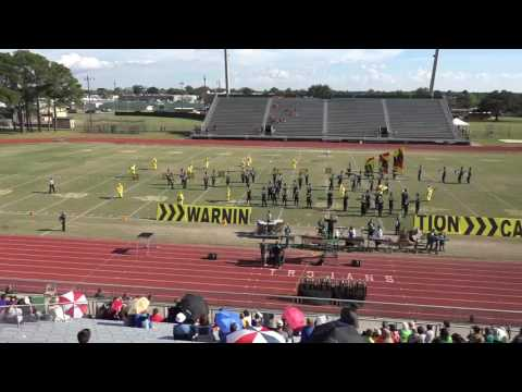 Infected South Terrebonne High School Circuit Championships 11/6/16
