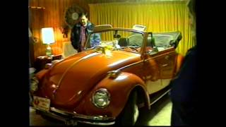 1971 VW Super Beetle Convertible Classic Car Surprise For My Sister