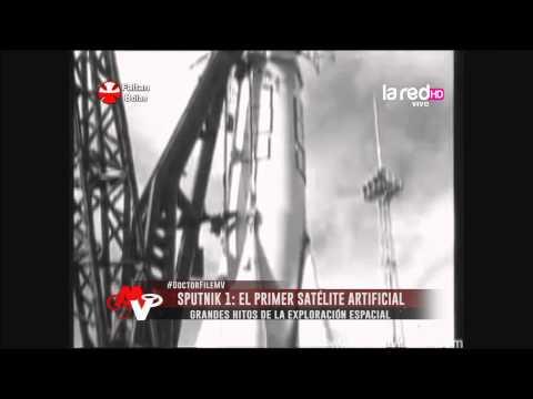"""Grandes hitos de la exploración espacial: """"Sputnik 1"""" el primer satélite artificial"""