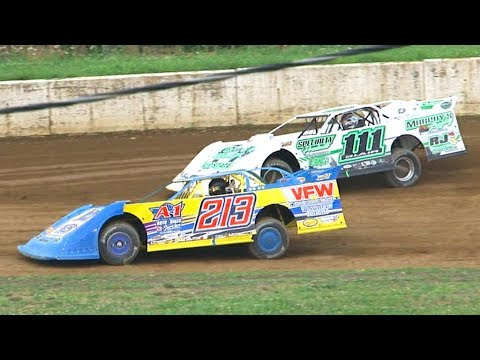 RUSH Crate Late Model Heat One | Eriez Speedway | 7-28-19