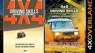 HOW TO DRIVE A 4X4. FULL FEATURE VIDEO. From 4xOverland(Full length 4x4 driving video from the world's most popular DVD, 4X4 DRIVING SKILLS, first published in 1998, and revised in 2008. This is the first of Andrew St ..., 2016-10-24T09:35:29.000Z)