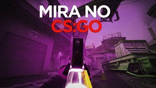 COMO USAR MIRA EM TODAS AS ARMAS NO CS:GO SEM MODS! - Counter Strike: Global Offensive