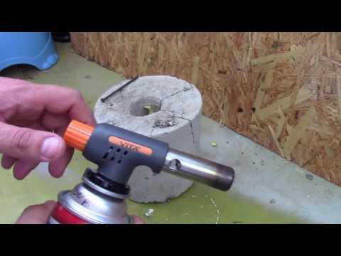 Обзор газовых горелок