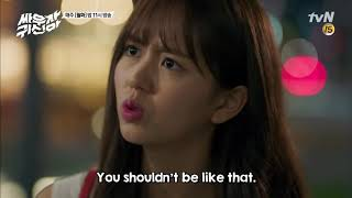 Video Hyun-ji Is Jealous? - Let's Fight Ghost Ep. 13 download MP3, 3GP, MP4, WEBM, AVI, FLV April 2018